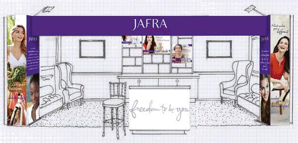 Jafra Cosmetics Stephanie's Gift
