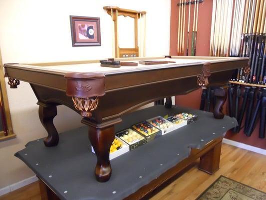 Beck's Billiards