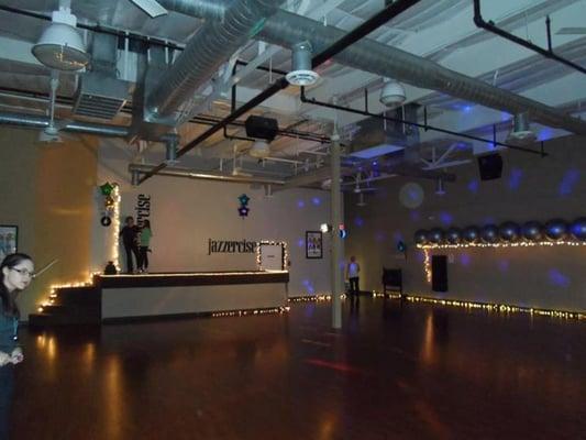Jazzercise Phoenix Fitness Center