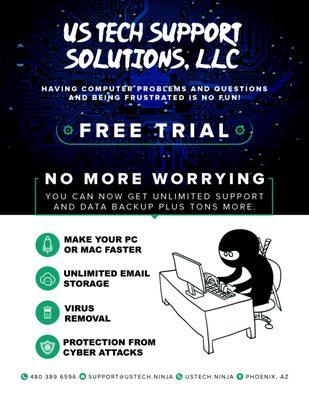 US Tech Support Solutions