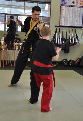 Core Strength Martial Arts