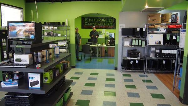 Emerald Computers