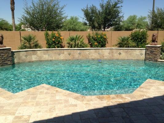 New Living Pools