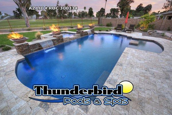 Thunderbird Pools and Spas