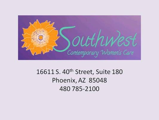 Southwest Womens Care