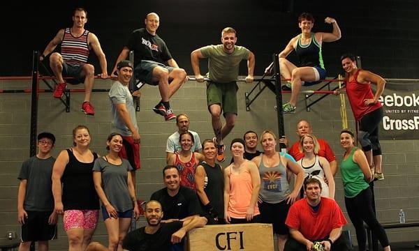 CrossFit Insidious