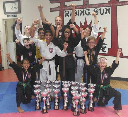 Rising Sun Martial Arts Center
