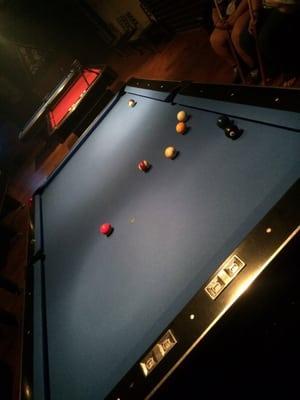Silver Q Billiards