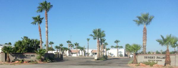 Desert Palm Golf & Rv Resort