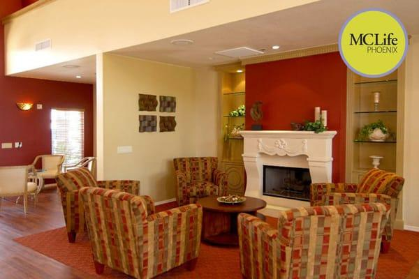 The Place at Fountains at Sun City Apartments