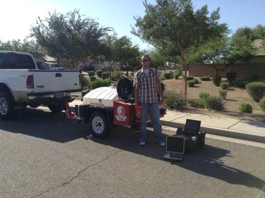 Desert Sun Sewer Services