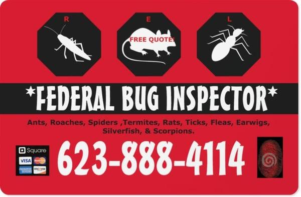 Federal Bug Inspector