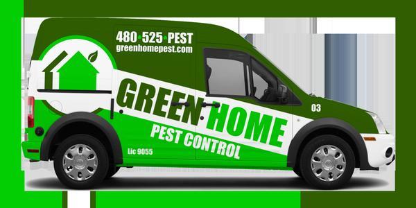 Green Home Termite & Pest Control