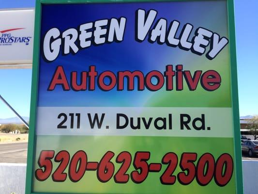 Green Valley Auto