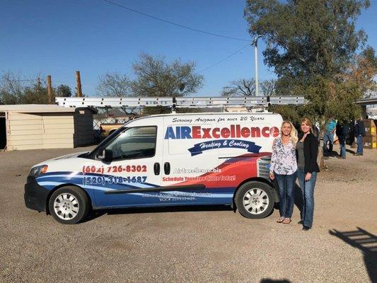 Air Excellence Heating & Cooling