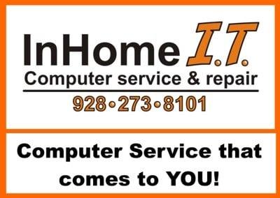 InHomeI.T. Mobile Computer Repair