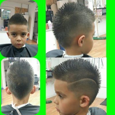 Mr. J's Barbershop