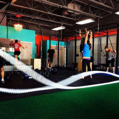 Amplify Strength & Conditioning