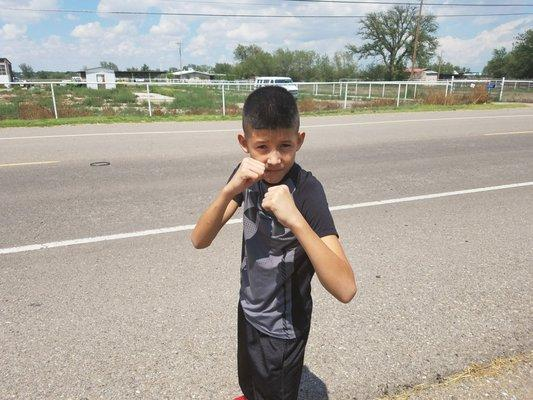 Warrior Boxing Cutting Edge Youth Empowerment