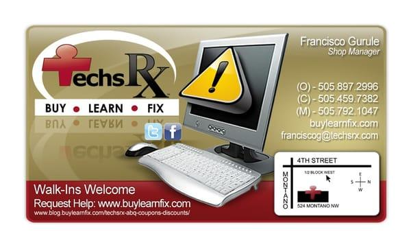 TechsRx Computer Services