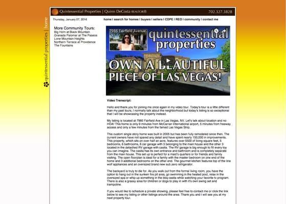 Quinn Decosta-Simply Vegas Real Estate