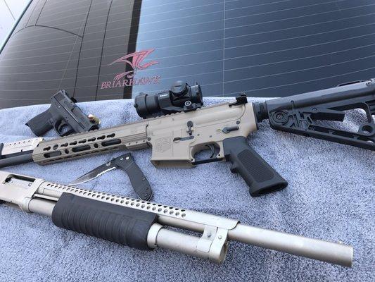 Briarhawk Firearms and Ammunition