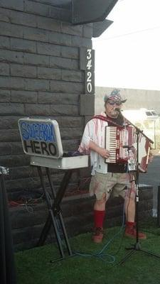 Squeezebox Hero