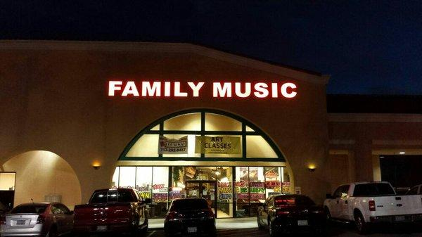Family Music Center Inc