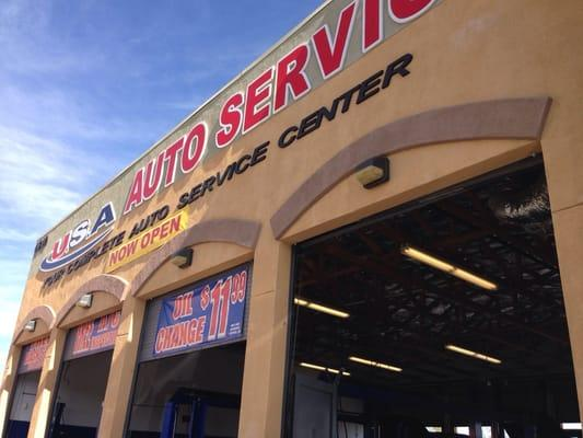 USA Auto Service
