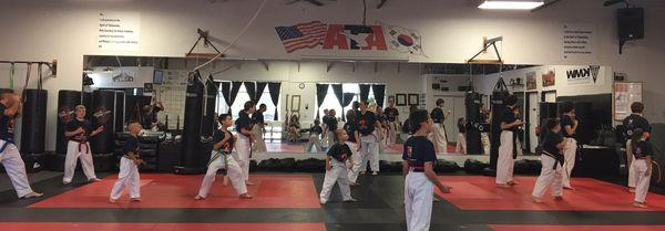 McHenry's ATA Martial Arts Academy