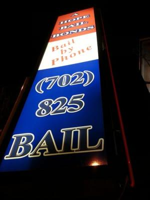A Hope Bail Bonds