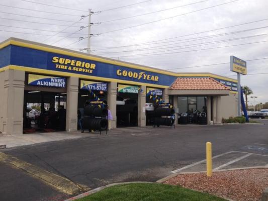 Superior Tire – Goodyear Auto Service Center