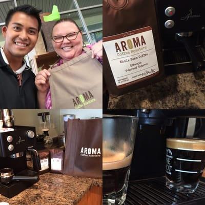 Aroma Coffee Roasters