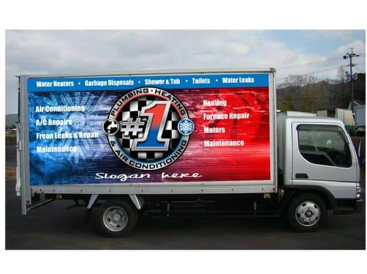 Number One Plumbing, Heating & Air Conditioning