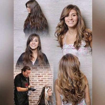 Hair Stylist Ray Barron