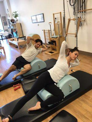 The Pilates Firm
