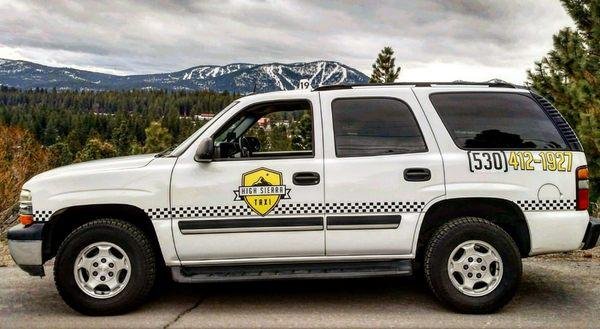High Sierra Taxi