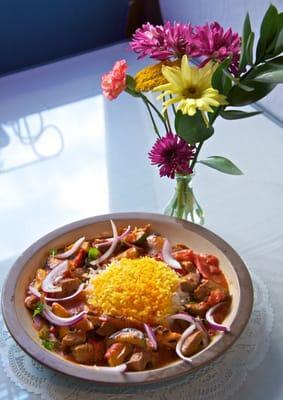 Naan & Kabab etc. Mediterranean Restaurant