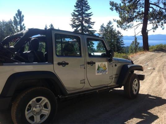Tahoe Jeep Rentals