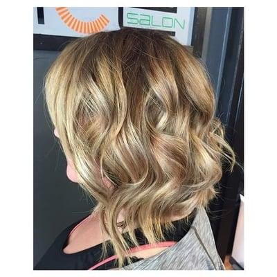 Hair by Laura Myers