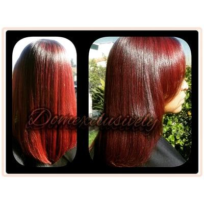 Hairstyles By Dominique Exclusively