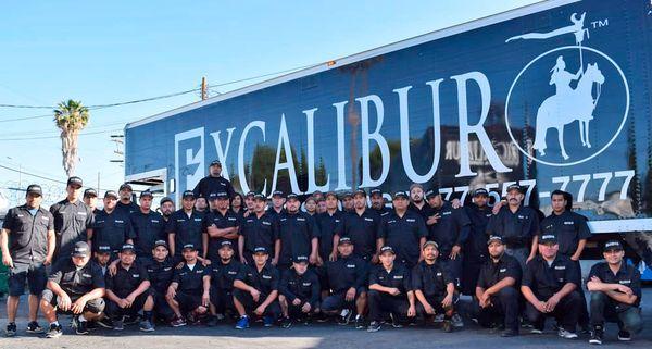 Excalibur Van Lines