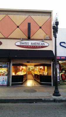 Swiss American Jewelers