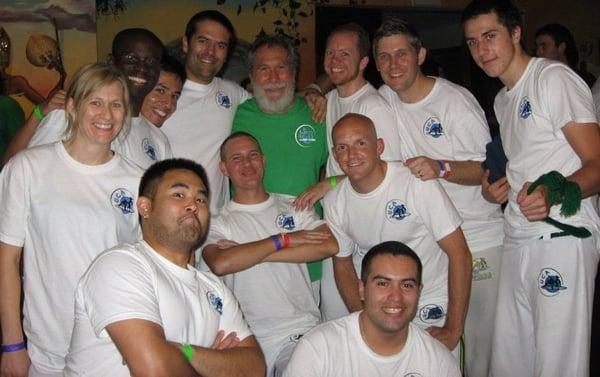 Capoeira UCA in LA