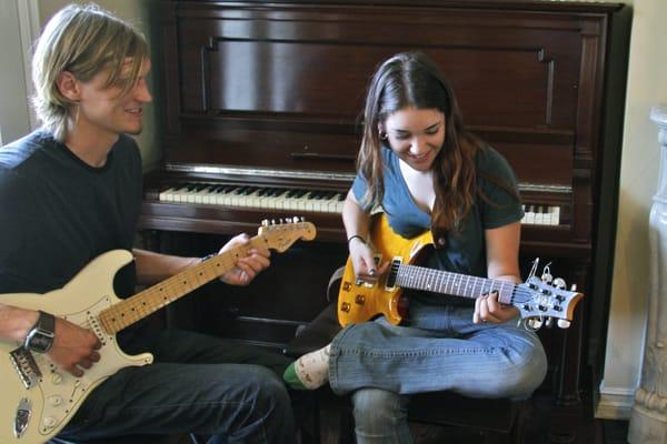 Hemphill Music Guitar Lessons