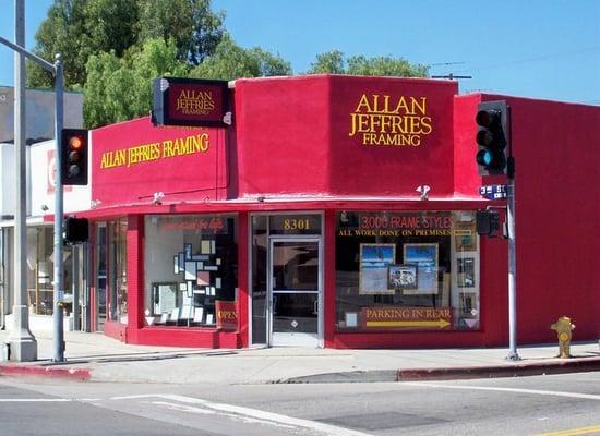 Allan Jeffries Inc