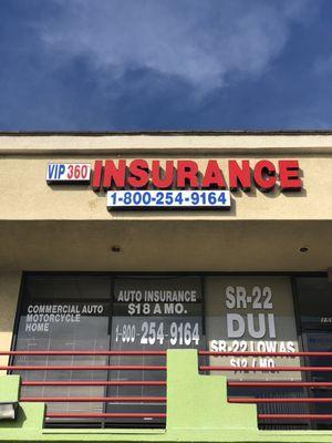 VIP 360 Insurance