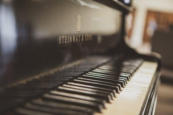 Piano Teacher Girl