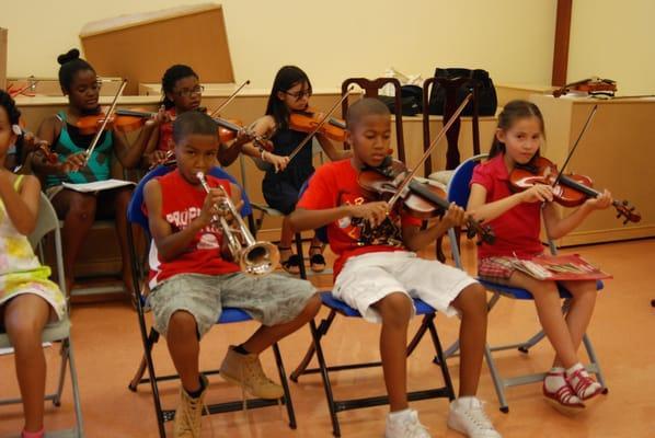 Southern California Fine Music Center