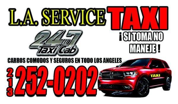 L.A. Service Taxi